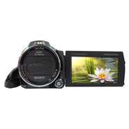 HDR-CX760V HD Flash Memory Camcorder - Black