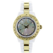 atch Heavy Metal collection Ladies Watch HM09WHGD