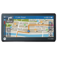 TN765T 5.1-inch Widescreen GPS with Traffic