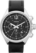 Flight Chronograph Leather Mens Watch CH2801