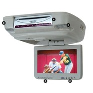 ADM167SH 7.0 Inch Flip Down Monitor with DVD Playe
