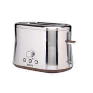 KH754 Krups  2 Slice Toaster with Bun Warmer