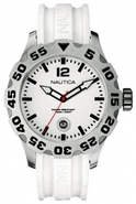BFD 100 White Mens Watch N14608G