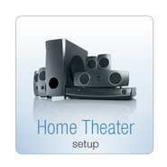 Zip Express Home Theater Basic Setup installation