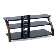 EL-241 50? WIDE Plasma LCD TV Stand - Black-Matte