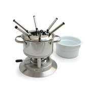 F66417- Arosa 11 Piece Fondue Set