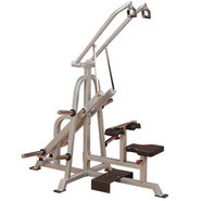 LVLA Leverage Lat Pulldown