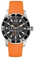 Orange Resin Mens Watch N11088G