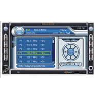 VM9423 Compatible w/ iPod/HD Radio, NAV, Bluetooth