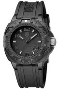 Blackout Rubber Strap Mens Watch 0201.BO