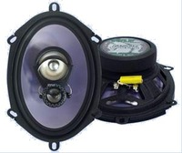 PLG573 5 x 7 Three-Way Triaxial Speaker System (Pa