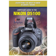 DVD Video Training Guide For Nikon D5100 D-SLR Cam