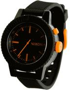 GoGo Black and Orange Ladies Watch A287583