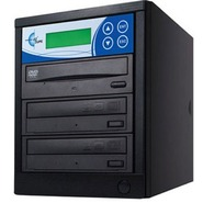 GS2PIOB 2 Copy DVD/CD Duplicator Features Black Pi