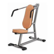 CSP900 Shoulder Press/ Lat - Pumpkin Orange
