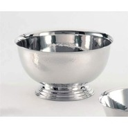 52101-7 Patriot Pewter 8  Revere Hammered Bowl