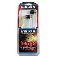 Tempo High Definition Noise-Isolating Hands Free M