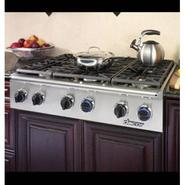 Stainless Steel Gas Rangetop