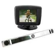 CAMSBAR Rear View Camera Parking Safety Center