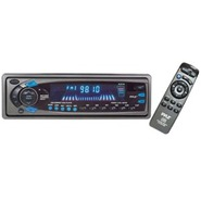 PLCD64 Flip-Down AM/FM-MPX Single CD Player Receiv