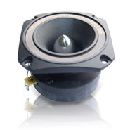 BTB33 3-1/8  Titanium Bullet Tweeter (Black)