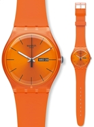 Pumpkin Rebel Unisex Watch SUOO700