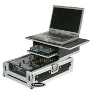 Flight Zone Glide Style 10-inch DJ Mixer Case