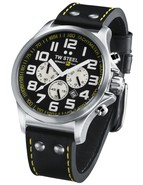Pilot F1 45MM Chronograph Mens Watch TW672