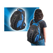 LS500    Deluxe Padded Backpack 14  X 10  x 18