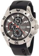 NST 06 Multifunction Black Resin Mens Watch N14609