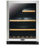 Luxury Series 6GARMBBGL - 24  W Glass Door Refrige