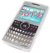 Clear Silicone Case For Samsung BlackJack II / i61
