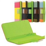 Assorted Color Leather Case For Apple iPhone 5