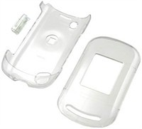 Clear Snap-On Cover For Motorola Rapture VU30