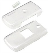 Clear Snap-On Cover For Samsung m320