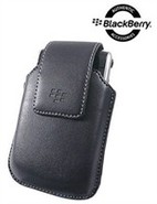 OEM BlackBerry Storm 9500 Synthetic Swivel Holster