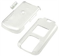 Clear Snap-On Cover For Samsung m530