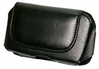 Leather Carrying Pouch Case For BlackBerry 8300, 8