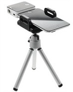 Mini Projector With Tripod For Apple iPhone, iPod