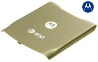 Original Motorola V3xx Battery Door - Gold