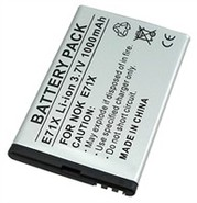 Lithium Battery For Nokia E71x, E73 Mode, 6650, Su
