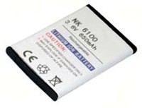 Lithium Battery For Nokia 7205 Intrigue, 7705 Twis