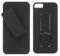 Shell Case With Holster - Diagonal Stripe Pattern 