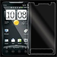 Non-Scratchable Screen Protector For HTC EVO 4G