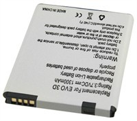 Lithium Battery For HTC Amaze 4G, EVO 3D