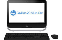 Pavilion 20z All-in-One Series E1-1200 - 1.4 GHz; 