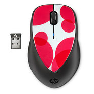 x4000 Wireless Mouse - Color Patch with Laser Sens
