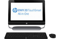 Envy TouchSmart 20-d010t SeriesG860 - 3.0 GHz; 1TB