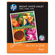 Bright White Inkjet Paper-500 sht/Letter/8.5 x 11 