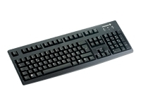 104-key G83-6104LUNAR-2 Black USB Keyboard (G83-61